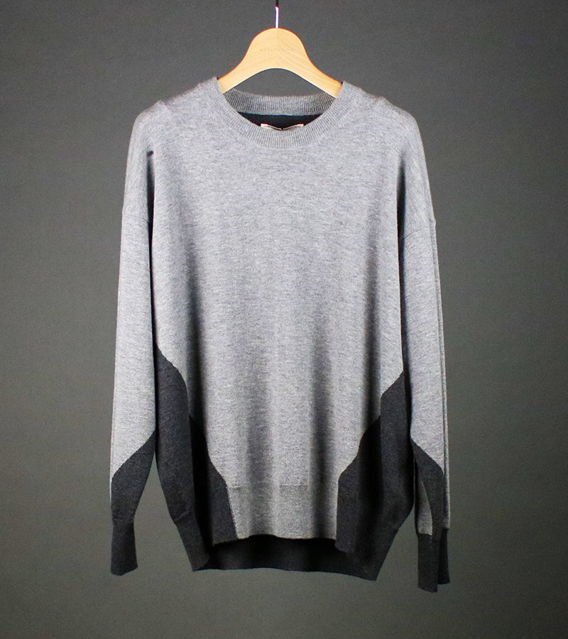 instarsia sweater