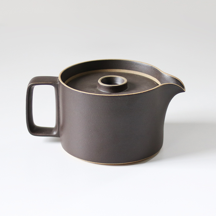 HASAMI PORCELAIN / Tea Pot ブラック HPB018