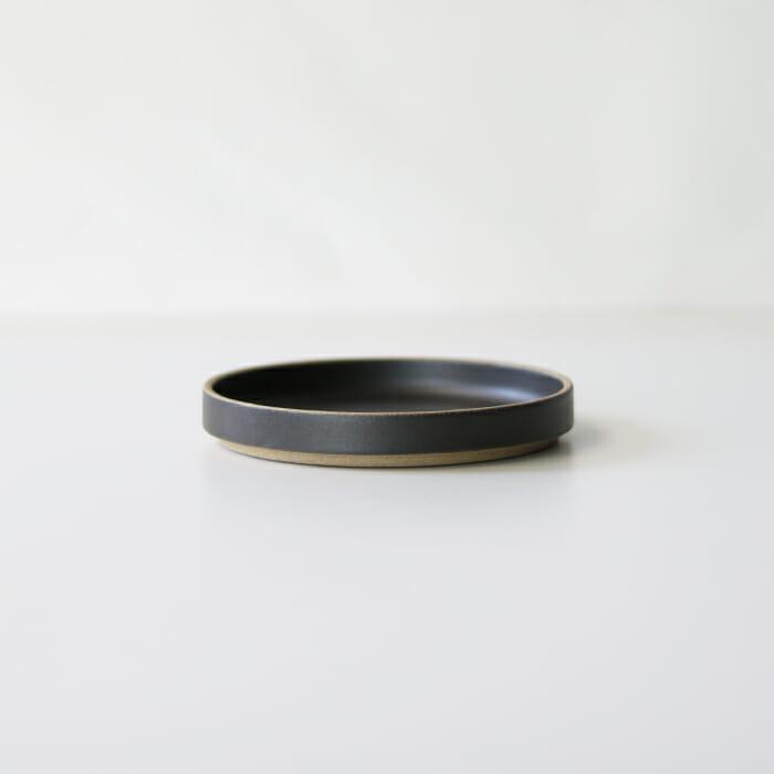 HASAMI PORCELAIN / Plate ブラック HPB002