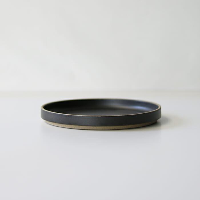 HASAMI PORCELAIN / Plate ブラック HPB003