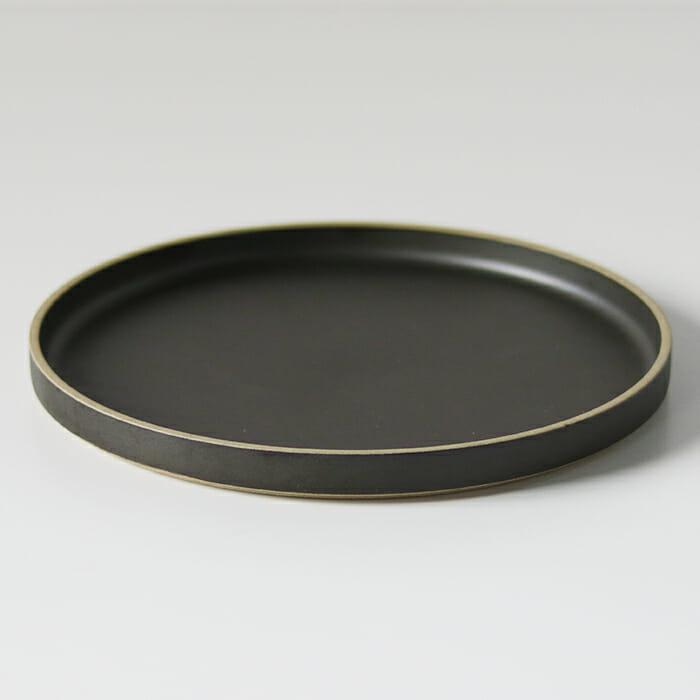 HASAMI PORCELAIN / Plate ブラック HPB005