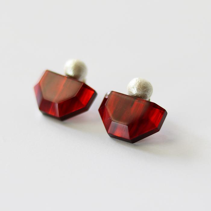 Sur (サー) / pierce SR-P5 [RED]