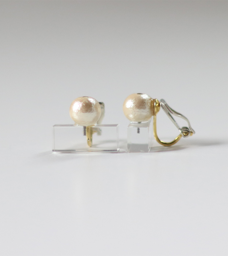 Sur (サー) / earring SR-EA2[CLEAR]